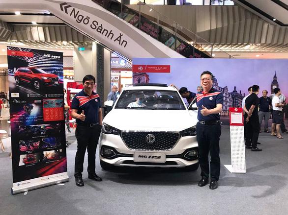 MG Việt Nam chính thức ra mắt MG HS 1.5T Trophy thế hệ mới - Ảnh 3.