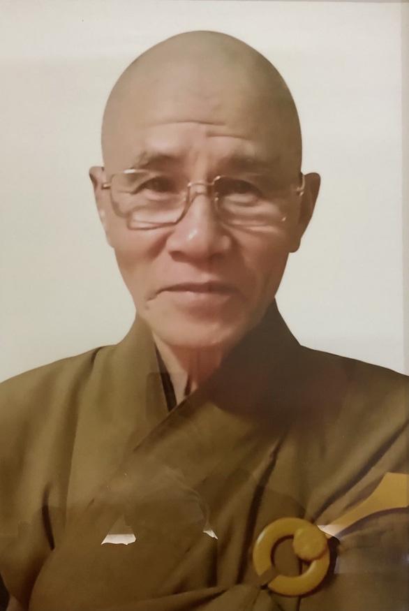 Trụ trì chùa Long Nguyên gặp nạn, viên tịch trên đường đi cứu trợ miền Trung - Ảnh 1.