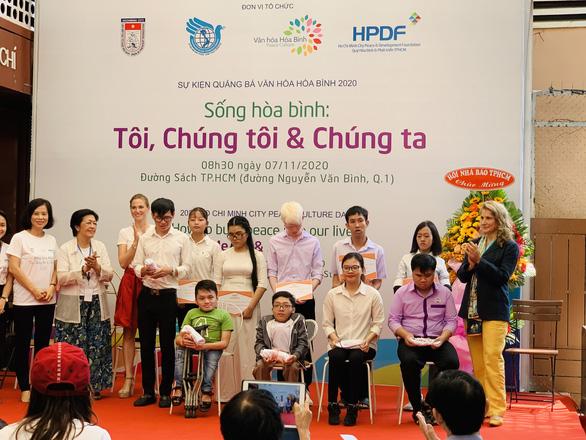 Ngày Văn hóa hòa bình TP.HCM 2020: Lan tỏa những điều tử tế - Ảnh 5.