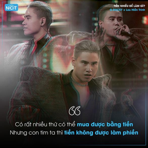 G.Ducky, Dế Choắt, Ricky Star… tranh ngôi vị quán quân Rap Việt - Ảnh 3.