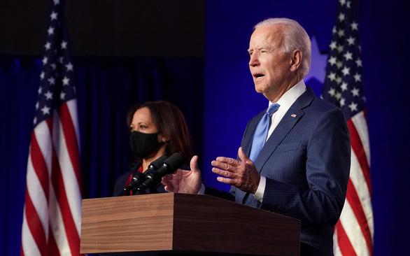 Sắc thái lãnh đạo Biden - Ảnh 1.
