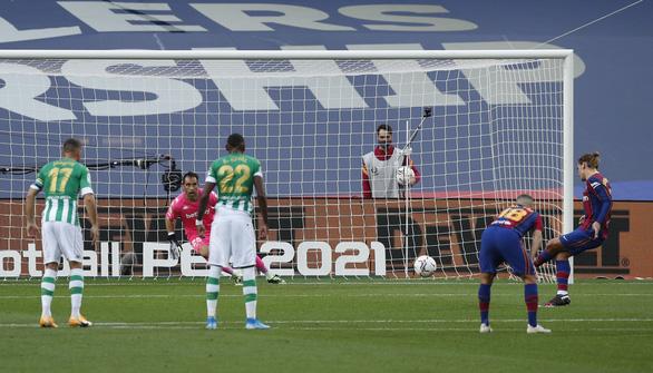 Vào sân từ băng ghế dự bị, Messi lập cú đúp giúp Barca đại thắng - Ảnh 3.