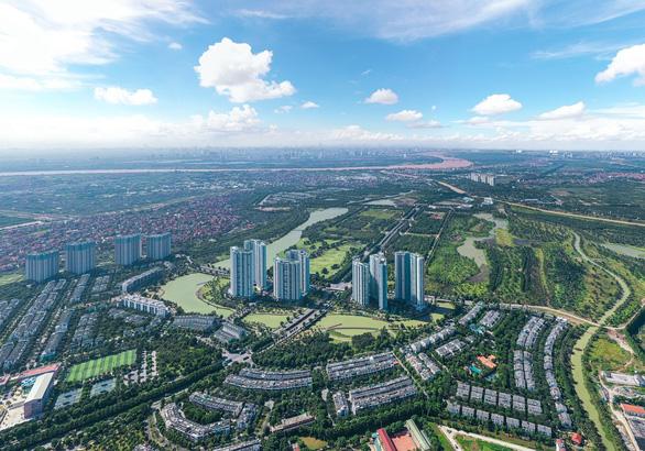 Đại gia bất động sản Nhật lần đầu 'bắc tiến', đầu tư vào Ecopark - Ảnh 1.