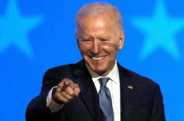 Joe Biden 30 năm giấc mộng tổng thống - Ảnh 1.