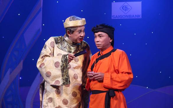 Cuộc thi của những phụ diễn vàng trên sân khấu cải lương - Ảnh 1.