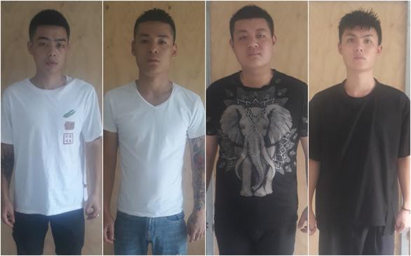 4 người Trung Quốc nhập cảnh trái phép vào Việt Nam để tìm cách sang Campuchia - Ảnh 1.