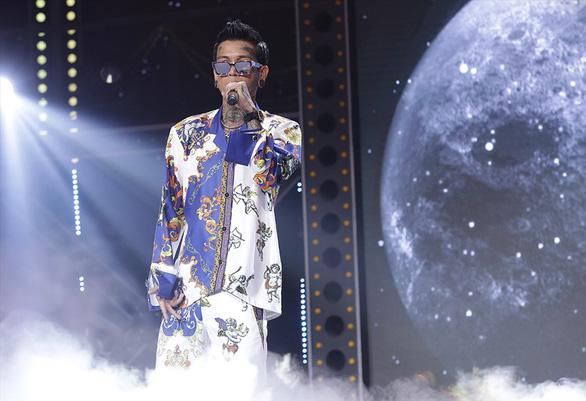 G.Ducky, Dế Choắt, Ricky Star… tranh ngôi vị quán quân Rap Việt - Ảnh 2.