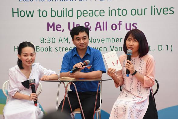 Ngày Văn hóa hòa bình TP.HCM 2020: Lan tỏa những điều tử tế - Ảnh 1.