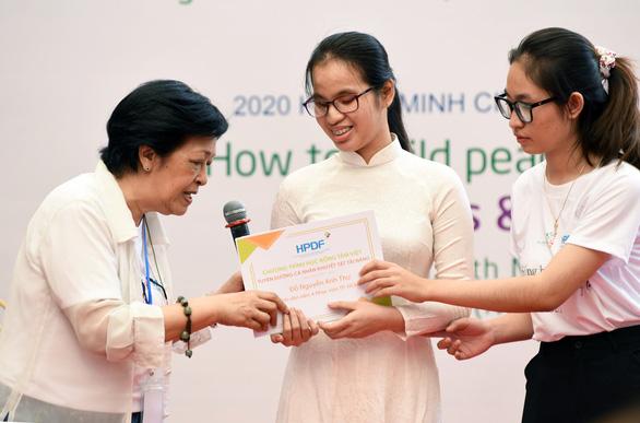 Ngày Văn hóa hòa bình TP.HCM 2020: Lan tỏa những điều tử tế - Ảnh 4.