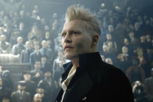 Johnny Depp mất vai trong phim tiền truyện Harry Potter vì thua kiện - Ảnh 1.