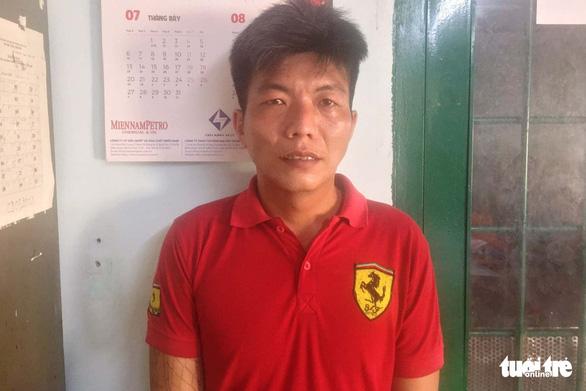 Bắt kẻ cướp kéo lê cô gái hàng trăm mét trên đường ở quận Bình Tân - Ảnh 1.