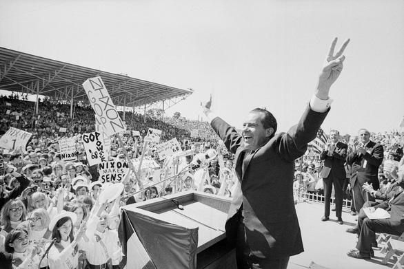 Ở Mỹ, ít có phó tổng thống được bầu làm tổng thống - Ảnh 2.