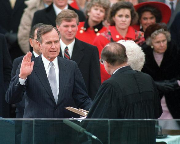 Ở Mỹ, ít có phó tổng thống được bầu làm tổng thống - Ảnh 3.