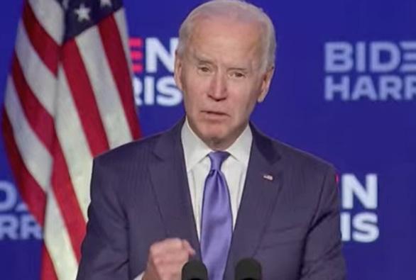 Ông Joe Biden đắc cử tổng thống thứ 46 của nước Mỹ - Ảnh 3.