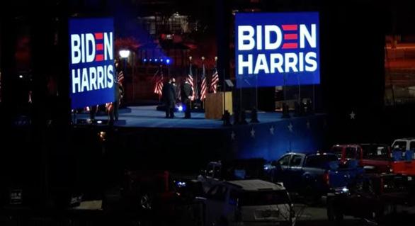 Ông Biden tuyên bố sẽ giành chiến thắng và sẽ được hơn 300 phiếu đại cử tri - Ảnh 2.