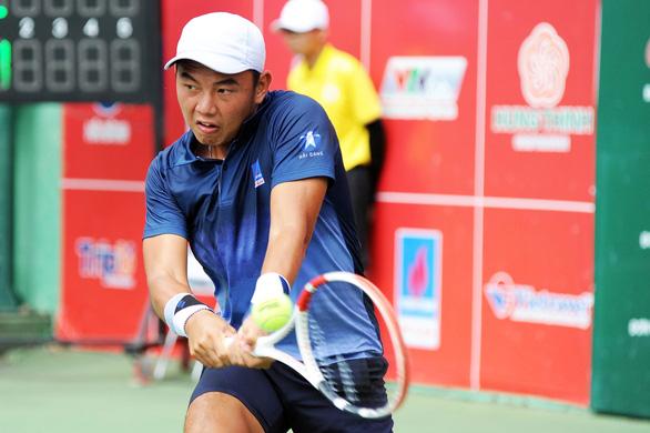 Lý Hoàng Nam hoàn tất hat-trick - Ảnh 1.