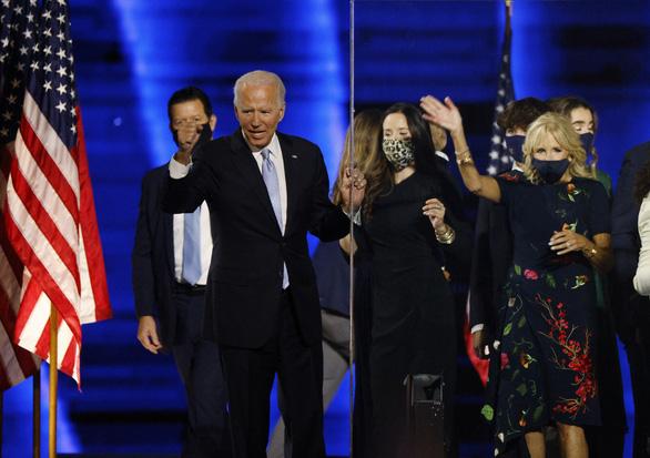 Cuộc chuyển giao quyền lực của ông Biden sẽ ra sao? - Ảnh 1.