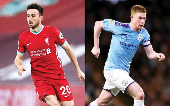 Vòng 8 Giải ngoại hạng Anh (Premier League): Cuộc chiến vương quyền - Ảnh 1.