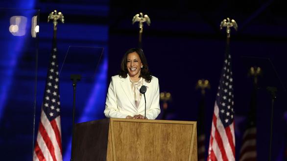 Ông Joe Biden phát biểu về chiến thắng: Đã đến lúc hàn gắn nước Mỹ - Ảnh 5.