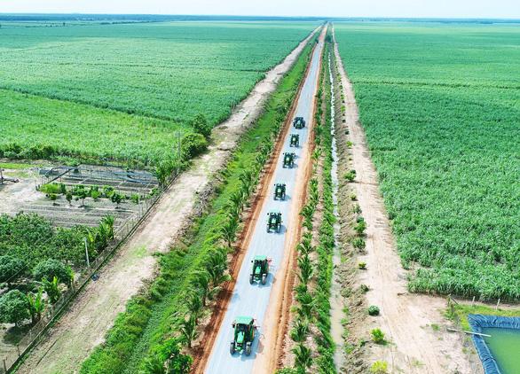 Nông sản sống khỏe nhờ công nghệ - Ảnh 1.