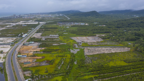 Xin điều chỉnh hàng trăm hecta đất nông nghiệp ở Phú Quốc thành đất ở - Ảnh 1.
