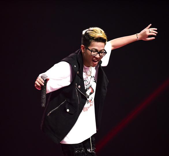 5 gương mặt rap nổi bật của King of Rap và Rap Việt - Ảnh 6.