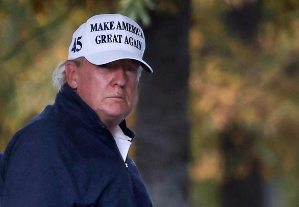 Ông Trump chưa có kế hoạch công nhận chiến thắng của ông Biden - Ảnh 1.