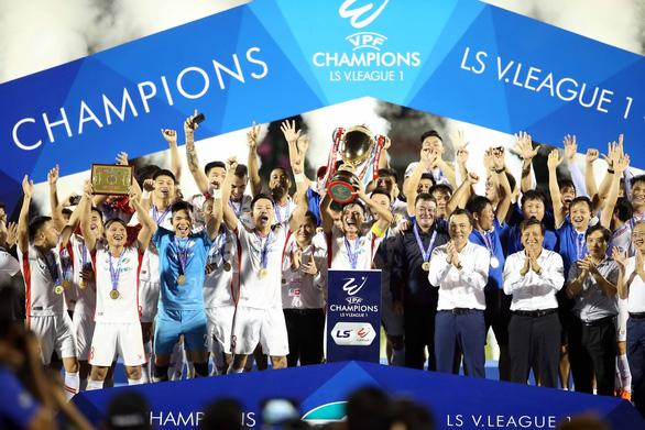 Kết thúc V-League 2020: Giải mã thành công của CLB Viettel - Ảnh 1.