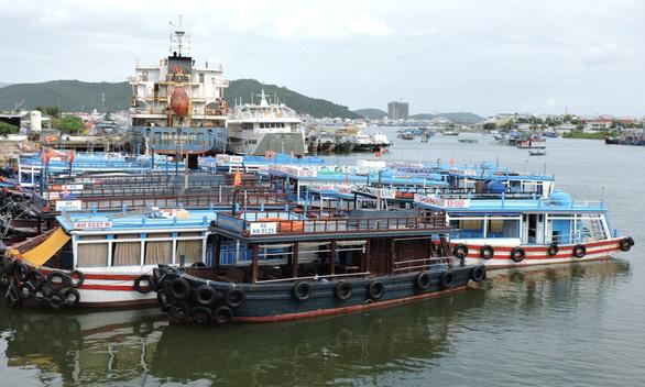 Phú Yên, Khánh Hòa cấm biển từ sáng nay, phòng bão số 12 - Ảnh 2.