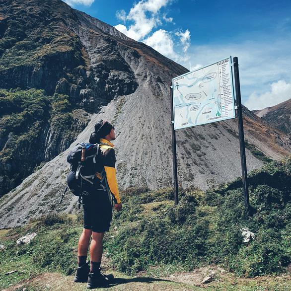 Tôi ít leo núi ở Việt Nam, bởi đi nước ngoài... tiện hơn - Ảnh 1.