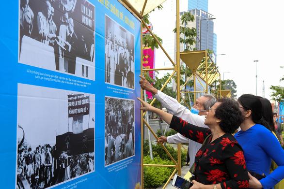 Khai mạc triển lãm ảnh MTTQ Việt Nam - nơi hội tụ sức mạnh khối đại đoàn kết dân tộc - Ảnh 4.