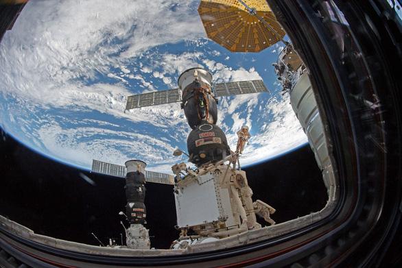 Trạm vũ trụ quốc tế ISS sẽ có phim trường, Tom Cruise không phải người mở hàng - Ảnh 1.