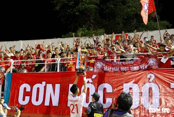 Kết thúc V-League 2020: Giải mã thành công của CLB Viettel - Ảnh 2.