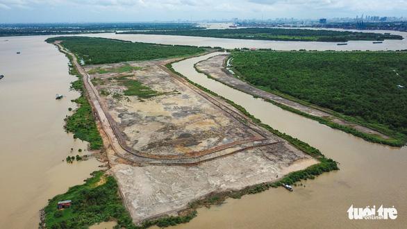 TP.HCM yêu cầu công khai 108 dự án treo được hủy bỏ, điều chỉnh - Ảnh 1.