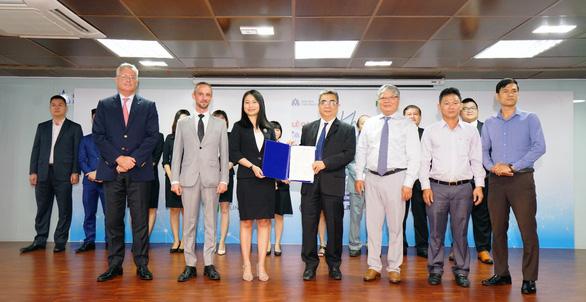Trường Đại học Hoa Sen ra mắt Khoa Luật - Ảnh 4.