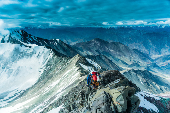 Tôi ít leo núi ở Việt Nam, bởi đi nước ngoài... tiện hơn - Ảnh 3.