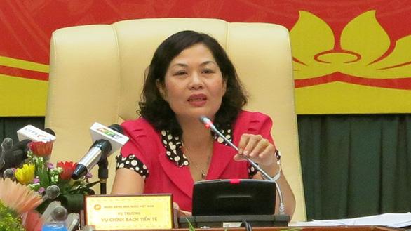 Giới thiệu phó thống đốc Nguyễn Thị Hồng làm thống đốc Ngân hàng Nhà nước - Ảnh 1.