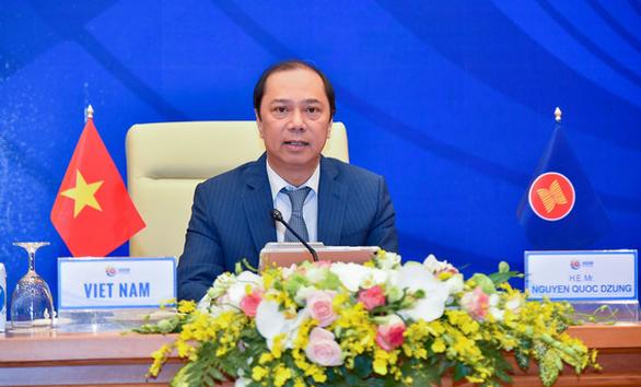 ASEAN kỳ vọng xây dựng hành lang đi lại trong dịch COVID-19 - Ảnh 1.