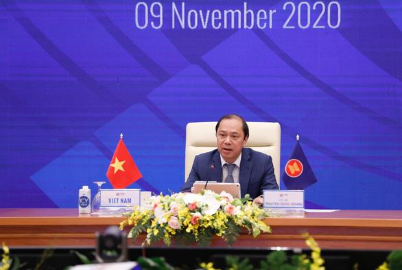 ASEAN 37: Thỏa thuận thương mại lớn nhất thế giới sẽ được ký tại Hà Nội - Ảnh 1.