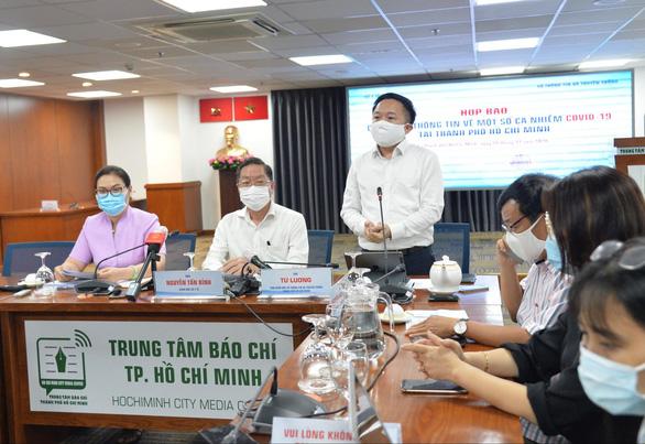 Quận 6, Tân Bình, Bình Tân có thể đề xuất giãn cách xã hội nếu cần - Ảnh 1.