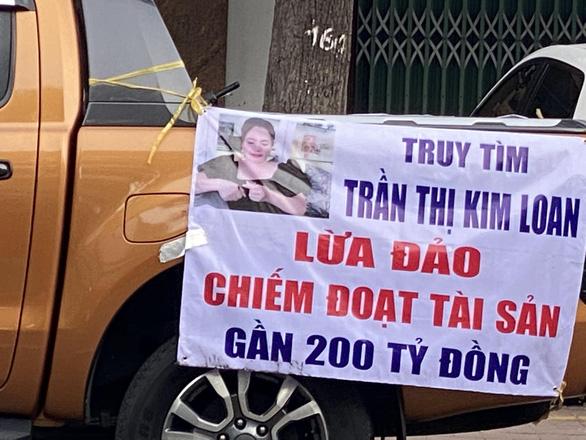Bắt tạm giam nữ doanh nhân lừa đảo hàng trăm tỉ đồng ở Vũng Tàu - Ảnh 1.
