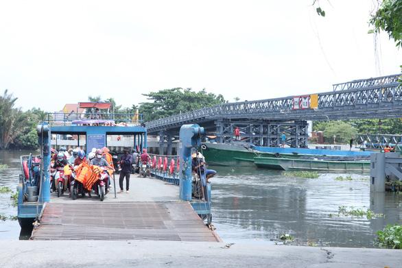Cầu An Phú Đông và Phước Lộc thông xe cuối tháng 12-2020 - Ảnh 1.