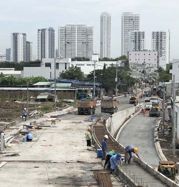 Cầu An Phú Đông và Phước Lộc thông xe cuối tháng 12-2020 - Ảnh 2.