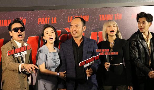 Thu Trang, Kiều Minh Tuấn lần thứ 8 đóng chung trong Chị Mười Ba - Ảnh 3.