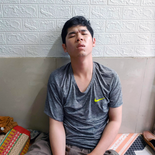 Nghi can cướp Agribank Đồng Nai bị bắt ở Gò Vấp, TP.HCM - Ảnh 1.