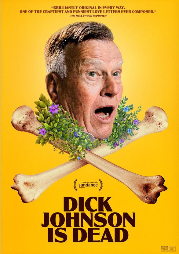 Dick Johnson Is Dead: Tận hiến với đời sống - Ảnh 1.