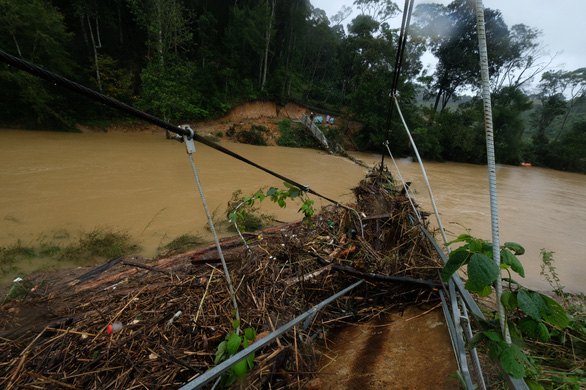 Tìm thấy thi thể 2 du khách mất tích trong Vườn quốc gia Bidoup, núi Bà - Ảnh 1.