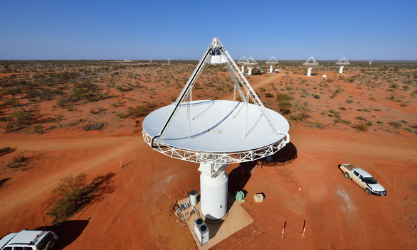 Kính viễn vọng Úc lập bản đồ 3 triệu thiên hà, hi vọng vén màn bí ẩn vũ trụ - Ảnh 1.