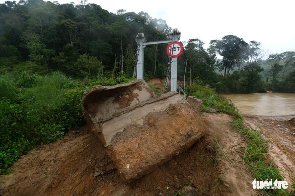Tìm thấy thi thể 1 nạn nhân mất tích trong Vườn quốc gia Bidoup, Núi Bà - Ảnh 2.