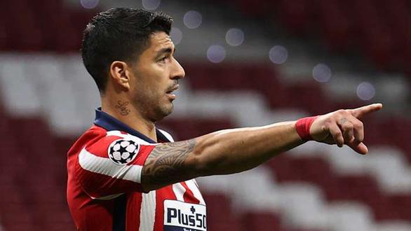 Điểm tin thể thao sáng 1-12: Suarez vẫn dương tính COVID-19 nhưng có thể đá Champions League - Ảnh 1.